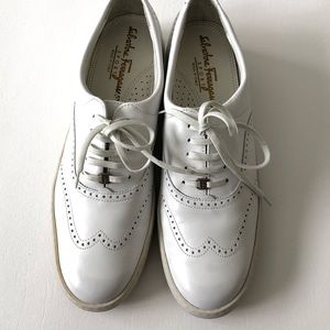 Salvatore Ferragamo Sport Shoes